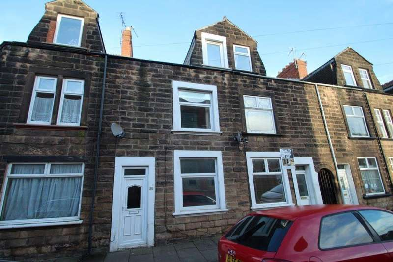 4 Bedrooms Terraced House for sale in Grace Road, Aylestone, Leicester