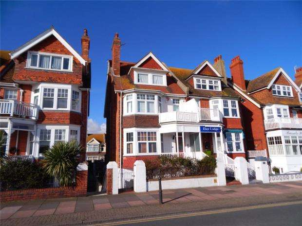 6 Bedrooms Semi Detached House for sale in Royal Parade, Eastbourne, East Sussex