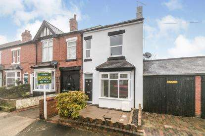 4 Bedrooms Terraced House for sale in Loxley Road, Birmingham, West Midlands