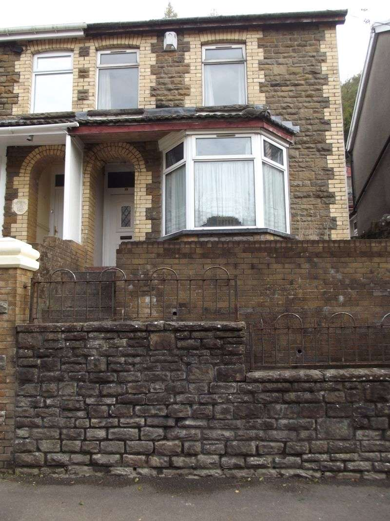 3 Bedrooms Property for sale in New Road, Deri, Bargoed