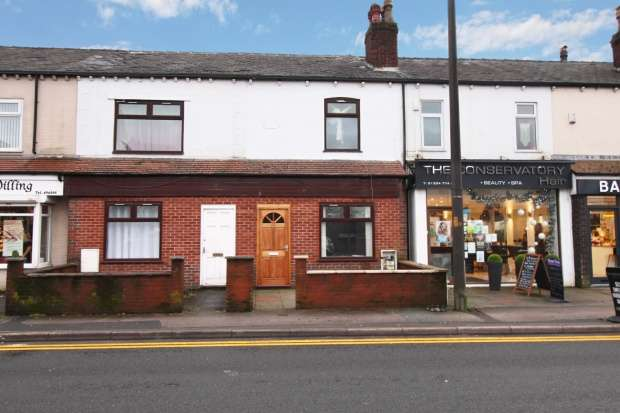 2 Bedrooms Terraced House for sale in Chorley Old Road, Bolton, Lancashire, BL1 6BJ