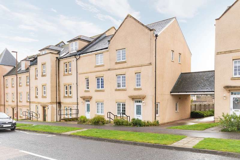 3 Bedrooms Town House for sale in Burnbrae Road, Bonnyrigg, EH19 3DA