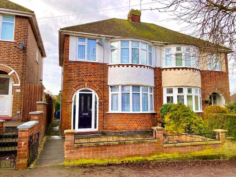3 Bedrooms Property for sale in Wheatley Avenue, CORBY