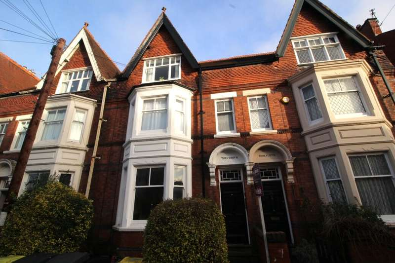 1 Bedroom Flat for sale in Westleigh Road, Leicester, LE3