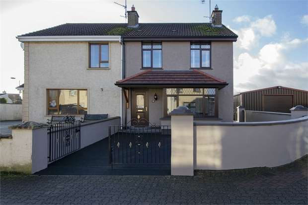 3 Bedrooms Semi Detached House for sale in Lindsay Ville, Ballyronan, Magherafelt, County Londonderry