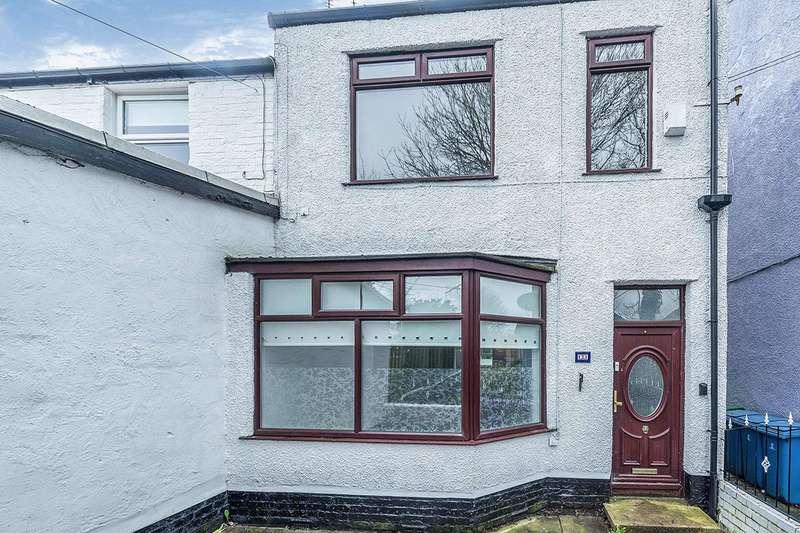 3 Bedrooms Semi Detached House for sale in Gardner Road, Old Swan, Liverpool, Merseyside, L13