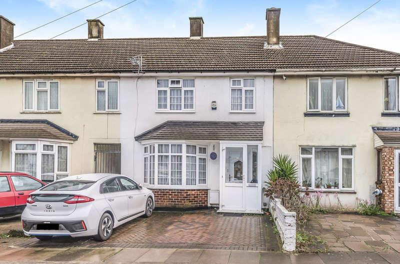 3 Bedrooms Terraced House for sale in Bromhedge, Eltham, London SE9