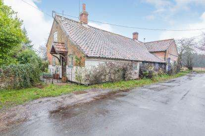2 Bedrooms Semi Detached House for sale in Swanton Novers, Melton Constable, Norfolk