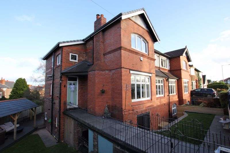 5 Bedrooms Property for sale in Tollemache Road, Claughton, Wirral
