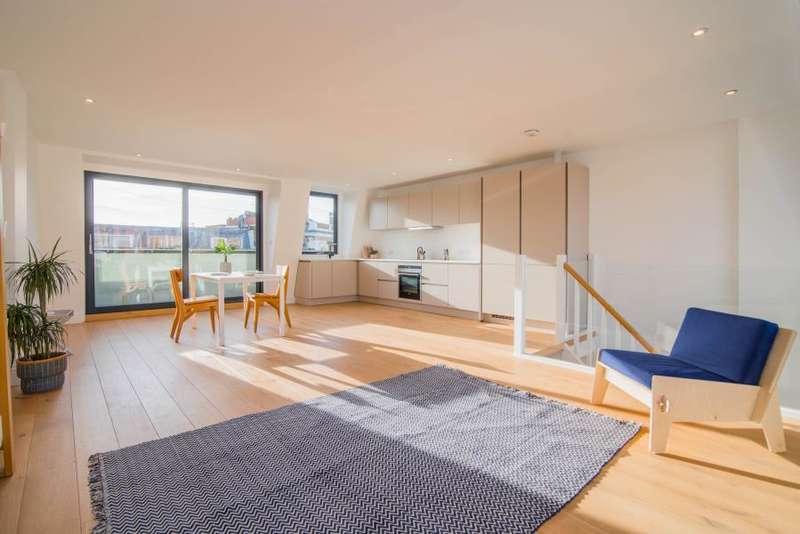 2 Bedrooms Apartment Flat for sale in Beaumont Crescent, West Kensington W14