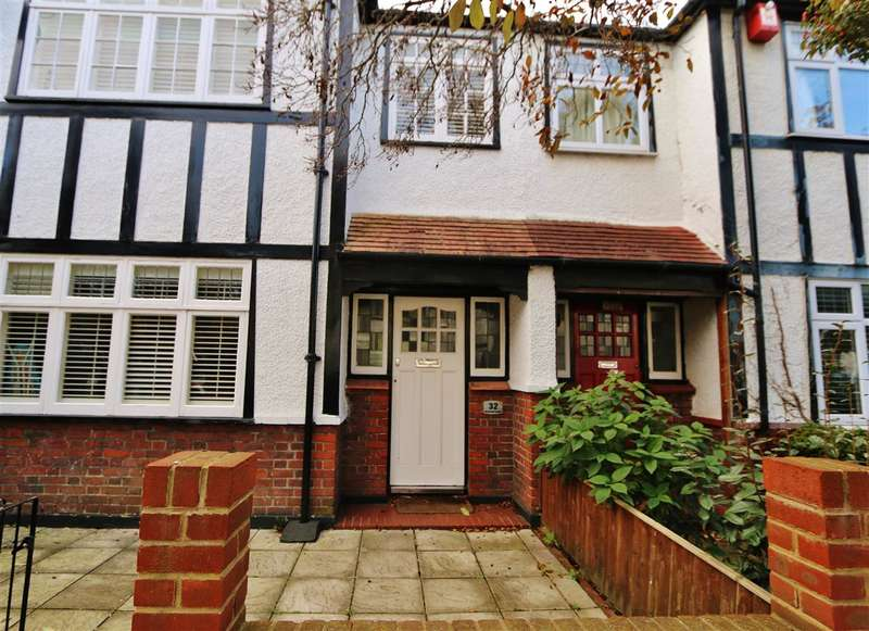 4 Bedrooms Terraced House for rent in Merton Hall Gardens, Wimbledon