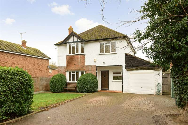 4 Bedrooms Detached House for sale in Orchard Road, Herne Bay
