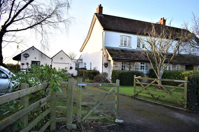 4 Bedrooms Semi Detached House for sale in White House Lane, Edingworth