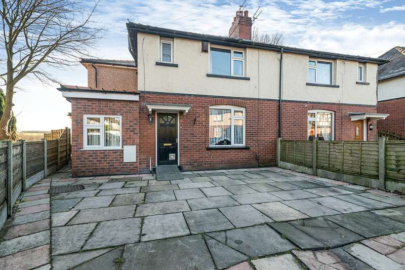 4 Bedrooms Semi Detached House for sale in Doyle Road, Hunger Hill, Bolton, BL3