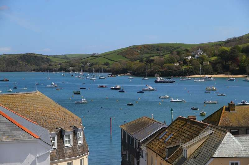 3 Bedrooms Terraced House for sale in Courtenay Street, Salcombe