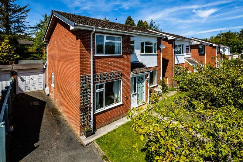 3 Bedrooms Detached House for sale in 48 Cortay Park, Llanyre, Llandrindod Wells, LD1 6DT