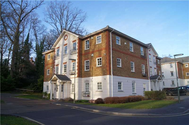 2 Bedrooms Apartment Flat for rent in Markham Court, Camberley, Surrey, GU15