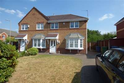 3 Bedrooms House for rent in Valiant Close Liverpool, L12