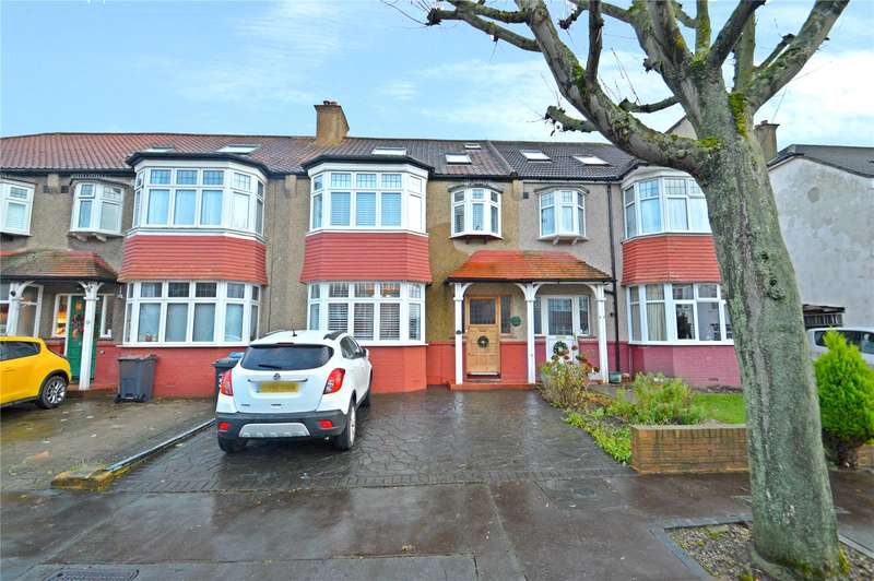 4 Bedrooms Terraced House for sale in Selwood Road, Croydon
