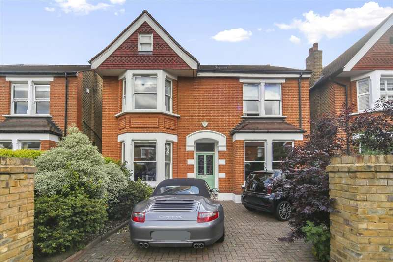 4 Bedrooms Detached House for sale in Culmington Road, London, W13