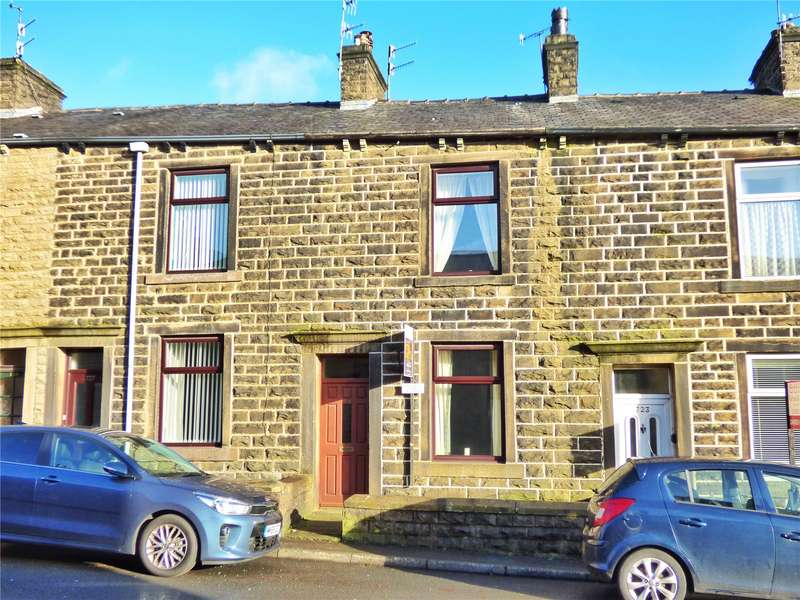 3 Bedrooms Terraced House for sale in Burnley Road, Crawshawbooth, Rossendale, BB4