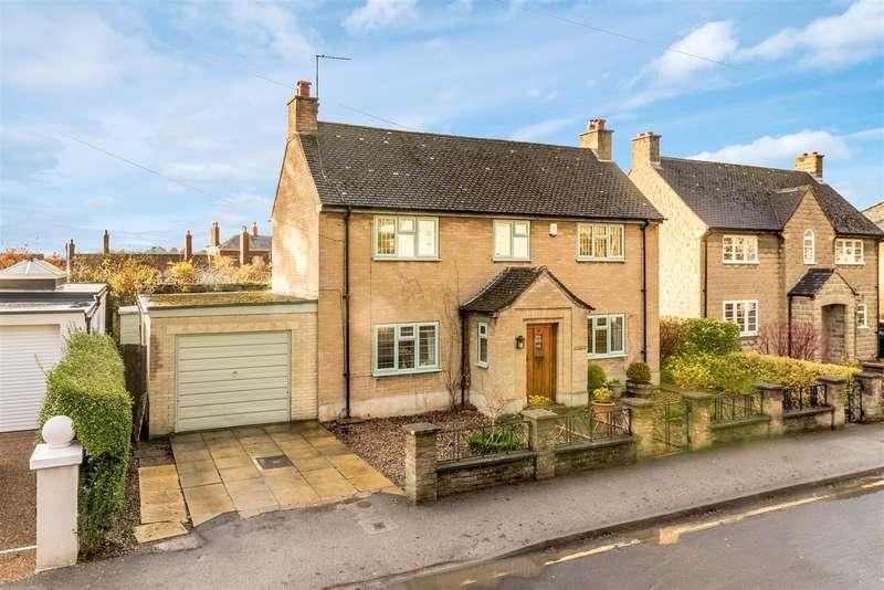 3 Bedrooms Detached House for sale in Holdgate House, 3 East Mount, Malton, YO17 7EX