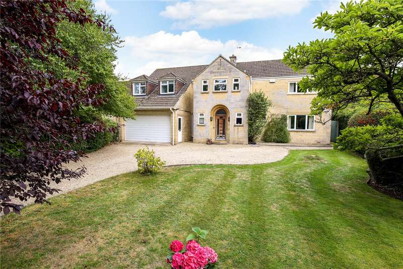 5 Bedrooms Detached House for sale in Corsham Road, Lacock, Wiltshire, SN15