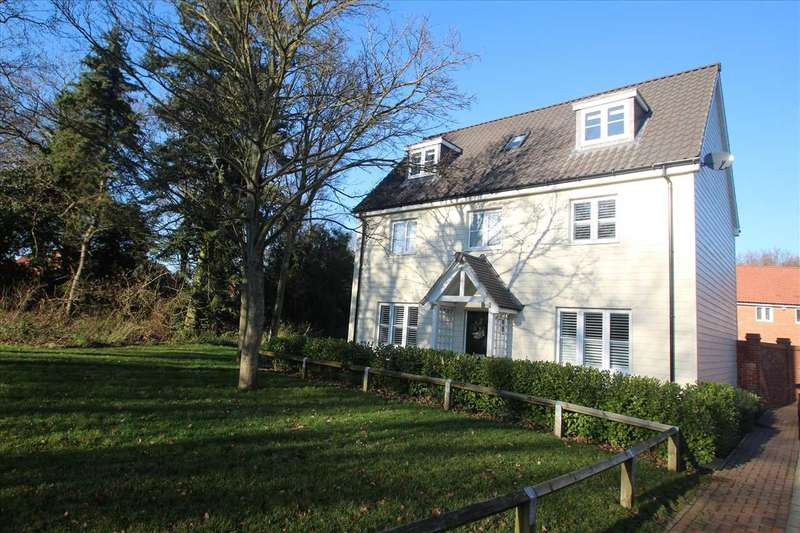 4 Bedrooms House for sale in The Copse, Martlesham
