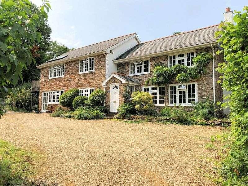 4 Bedrooms Property for sale in Bakers Lane, Gunnislake