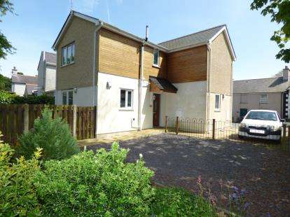 1 Bedroom Semi Detached House for sale in Mona Lodge, Mona Street, Amlwch, Anglesey, LL68