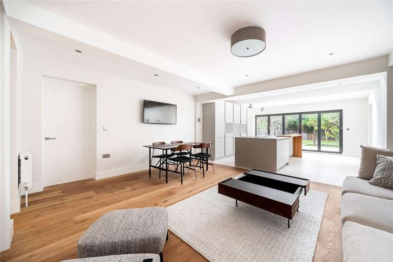 3 Bedrooms Flat for sale in Randolph Avenue, Maida Vale, London, W9