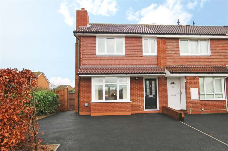 3 Bedrooms End Of Terrace House for sale in Armstrong Way, Woodley, Reading, Berkshire, RG5