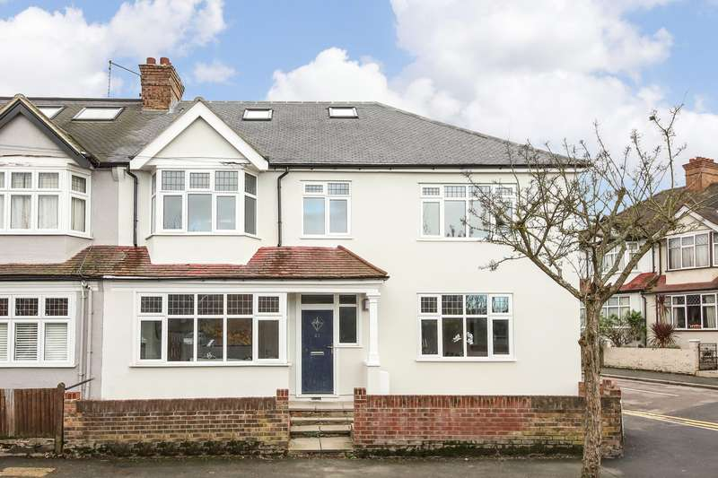 5 Bedrooms Semi Detached House for sale in Rockmount Road, Upper Norwood