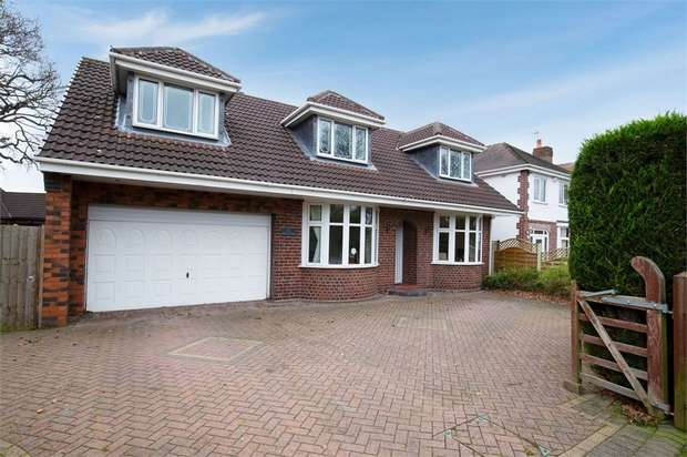 4 Bedrooms Detached House for sale in Gorsey Lane, Cannock, Staffordshire
