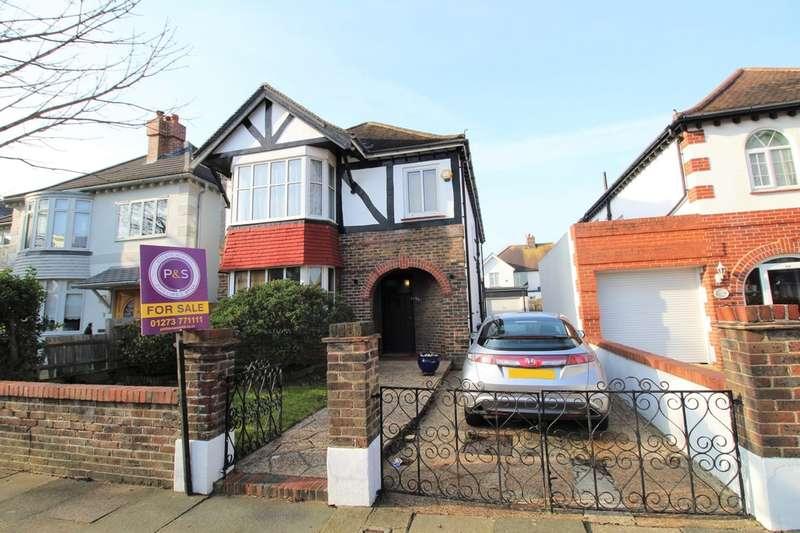 4 Bedrooms Detached House for sale in Welbeck Avenue, Hove, BN3 4JN