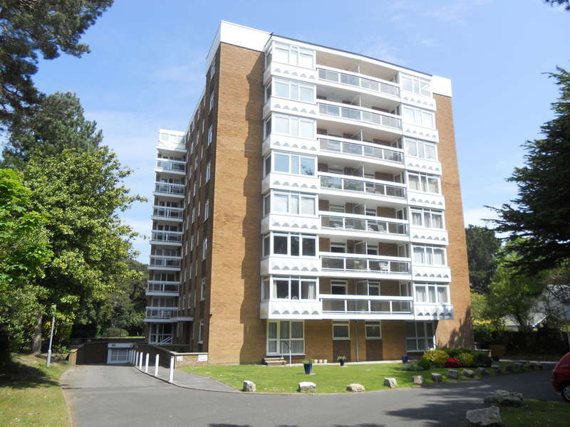 3 Bedrooms Flat for sale in 270 degree views Penthouse, East Cliff, Bournemouth