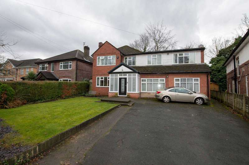 6 Bedrooms Semi Detached House for sale in Upper Park Road, Salford