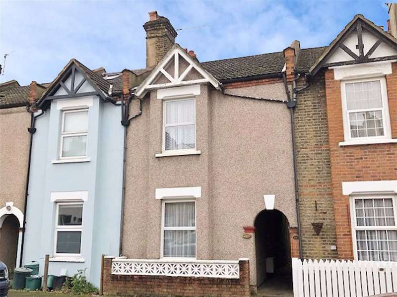 3 Bedrooms Terraced House for sale in Acacia Road, Beckenham, BR3