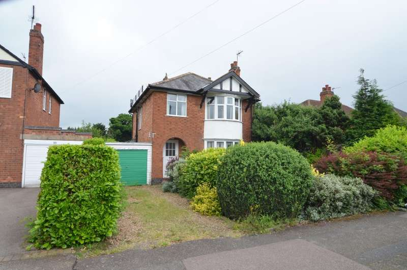 3 Bedrooms Detached House for sale in 31 Stanley Drive, Leicester, Leicestershire