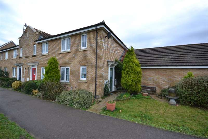3 Bedrooms End Of Terrace House for rent in Kingfisher Drive, Soham