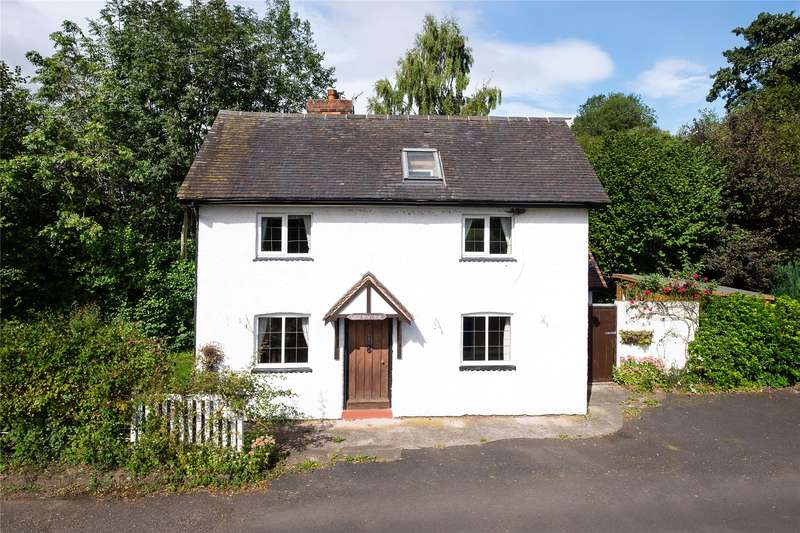 3 Bedrooms Detached House for sale in Eardiston, Tenbury Wells, Worcestershire, WR15