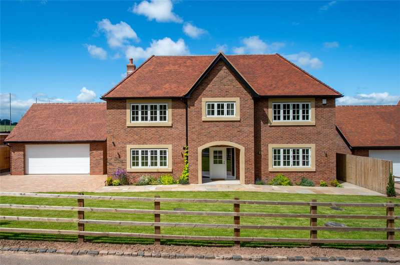 5 Bedrooms Detached House for sale in Stanford Park, Stanford Bridge, Worcester, Worcestershire, WR6