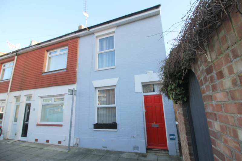 3 Bedrooms Property for sale in Beatrice Road, Southsea PO4