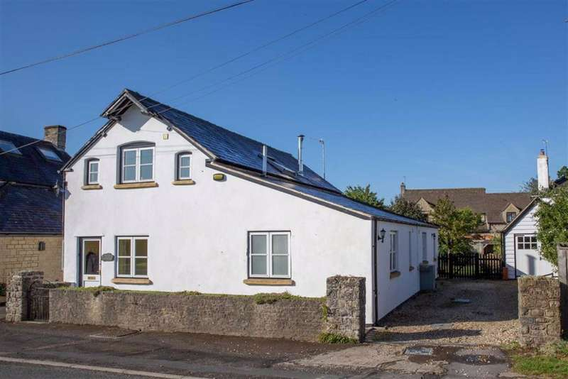 4 Bedrooms Detached House for sale in The Old Bakehouse, Silver Street, Minety, Nr Malmesbury