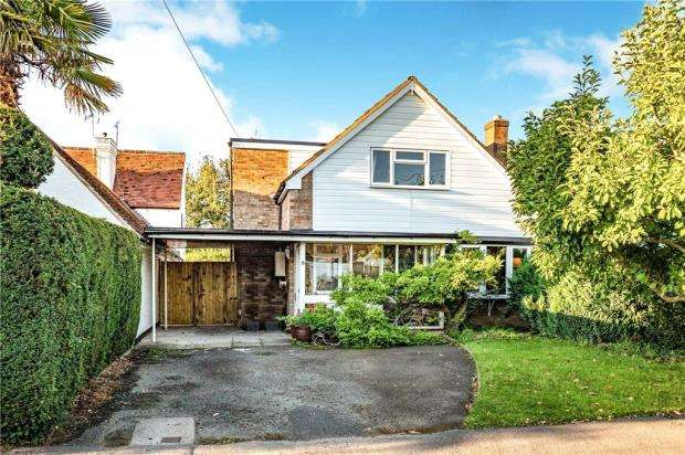 3 Bedrooms Detached House for sale in Barford Road, Kenilworth, Warwickshire