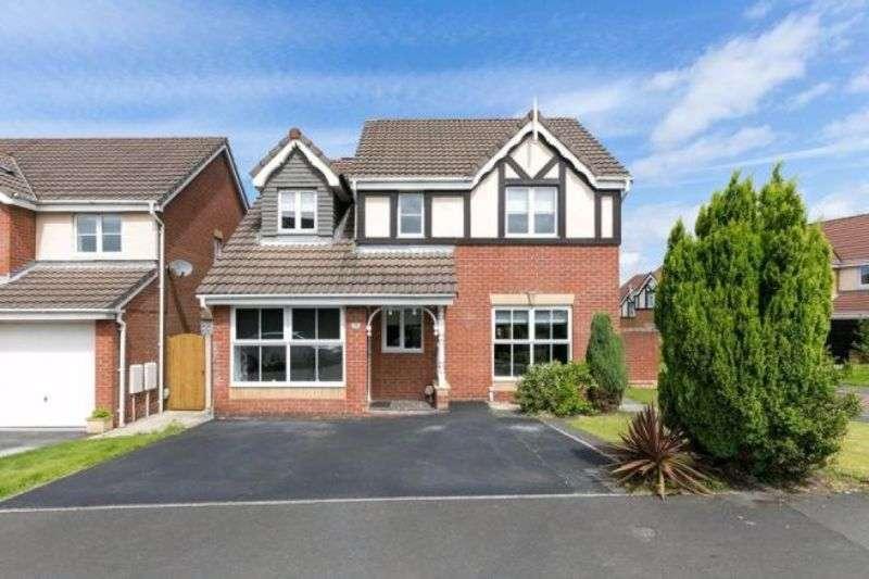4 Bedrooms Property for sale in Heathland, Skelmersdale