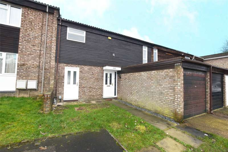 3 Bedrooms Terraced House for sale in Nutley, Bracknell, Berkshire, RG12