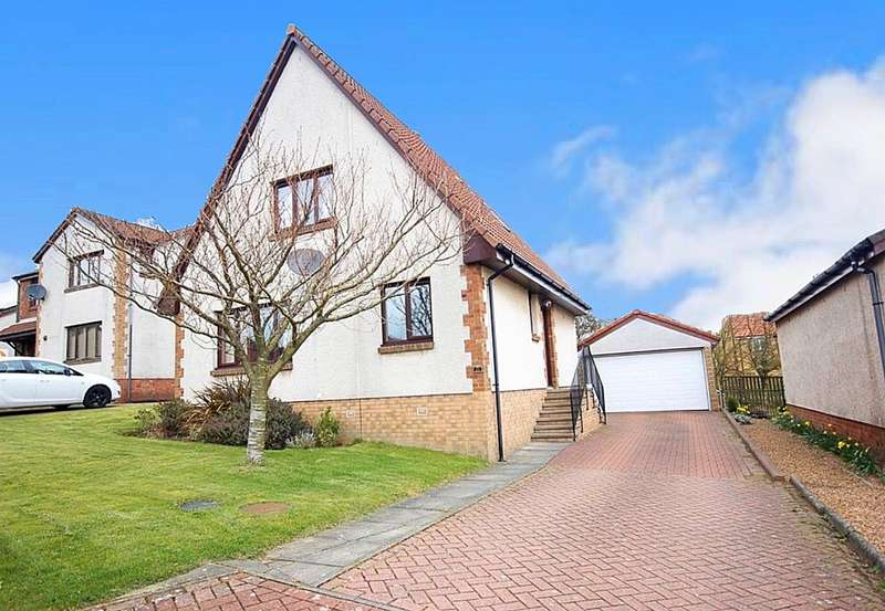 4 Bedrooms Detached House for sale in Arlick Road, Kelty, Fife, KY4