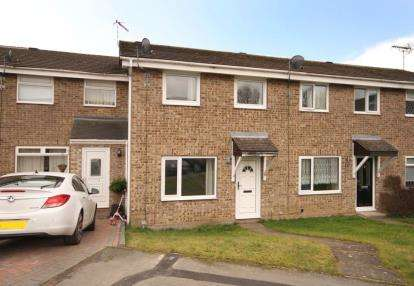 3 Bedrooms Terraced House for sale in Buttermere Drive, Dronfield Woodhouse, Dronfield, Derbyshire