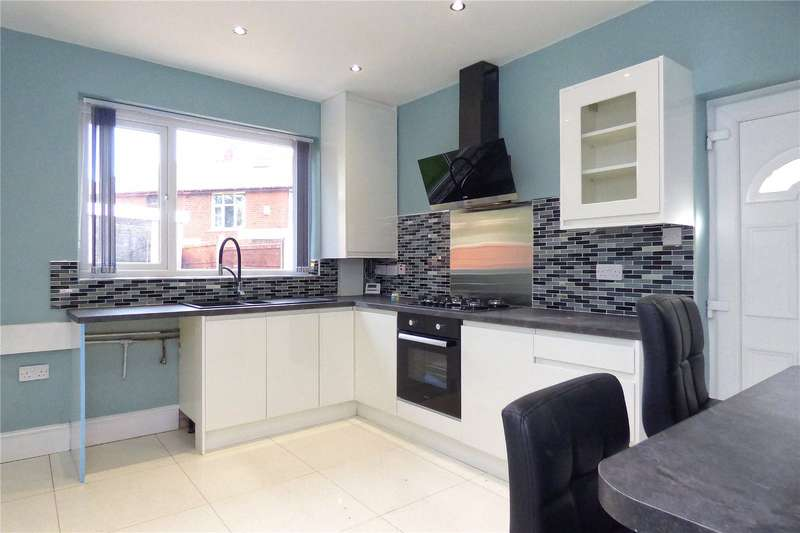 3 Bedrooms Semi Detached House for sale in Newark Road, Syke, Rochdale, Greater Manchester, OL12